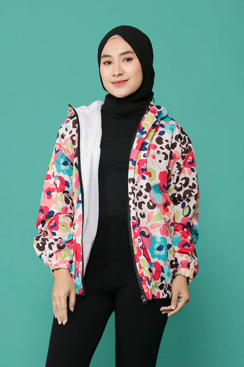 Ziggy All Over Print Jacket