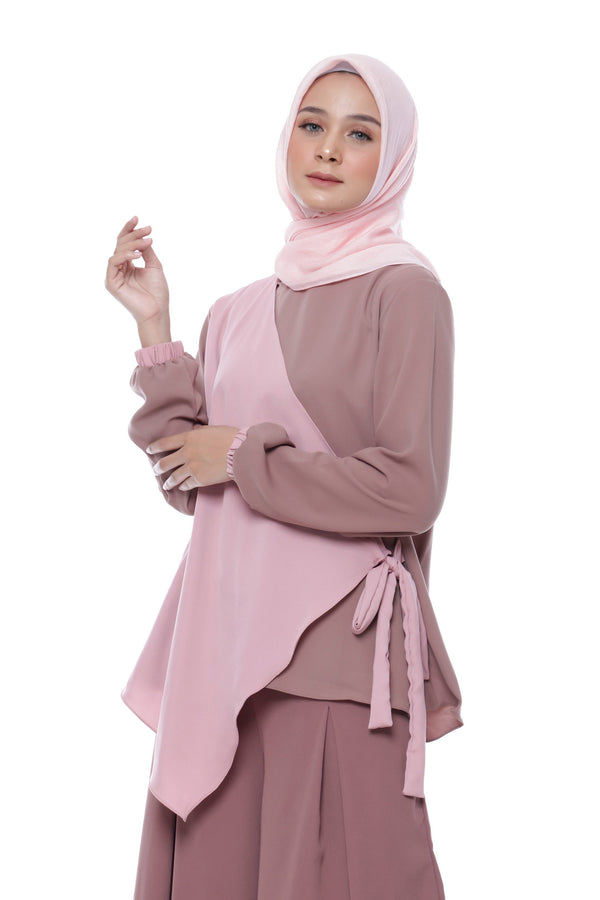 Blouse Silmi Brown