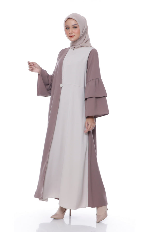 Dress Ciara Busui Brown