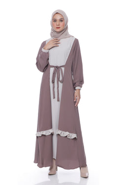 Dress Lunna Cream