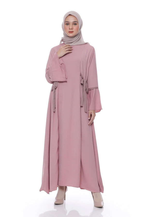 Dress Andara Dusty Pink