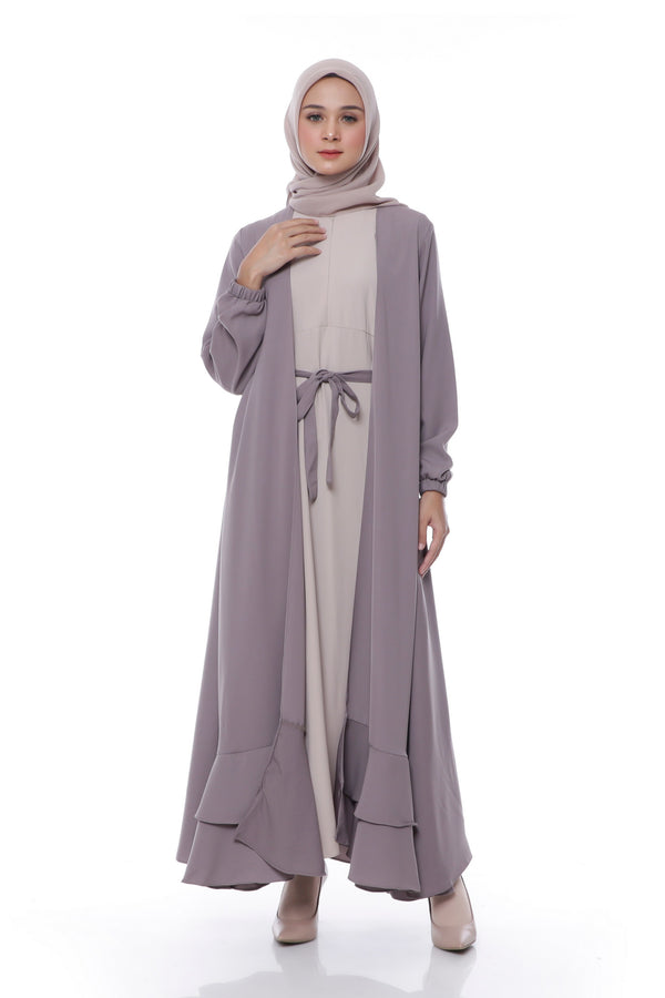 Dress Indana Busui Coffee