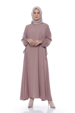 Dress Casandra Choco