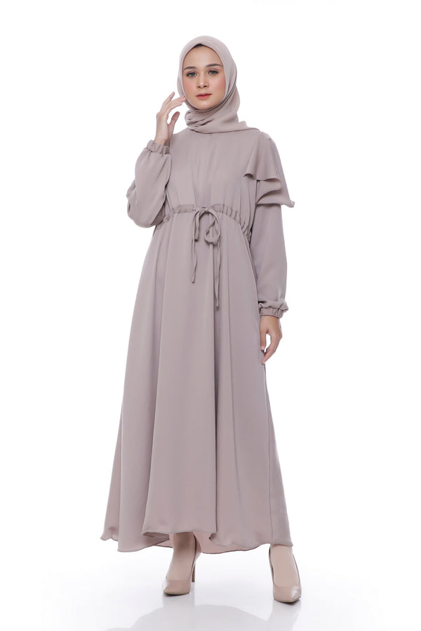 Dress Asila Busui Purple