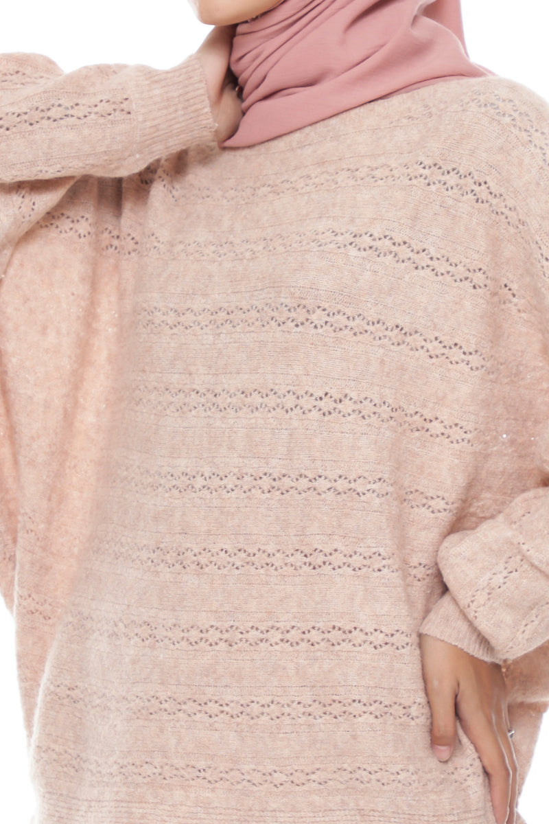 Sweater Luisa Batwing Knit