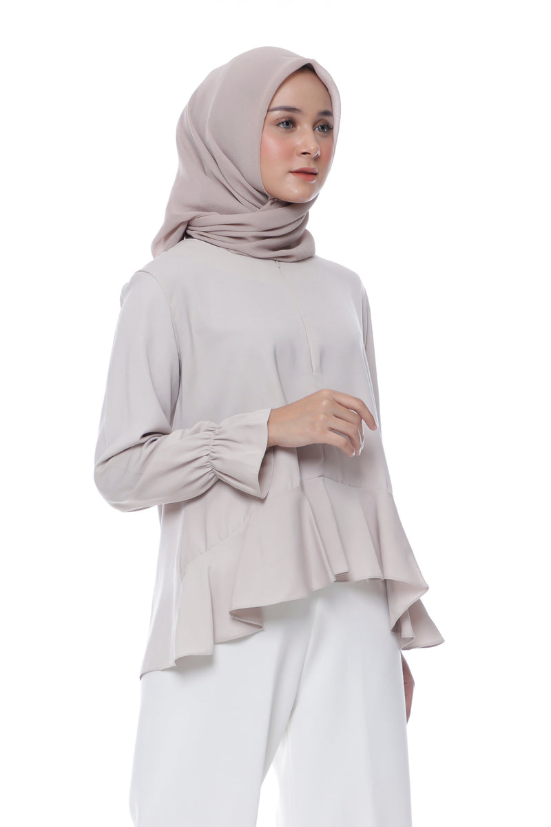 Blouse Purry Busui Cream