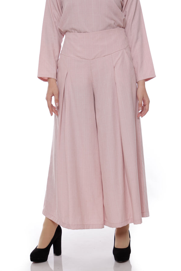 Kulot Yara Dusty Pink