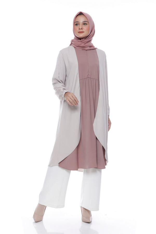 Tunik Fiza Busui Cream