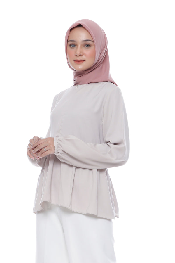 Blouse Sabrina Busui Cream