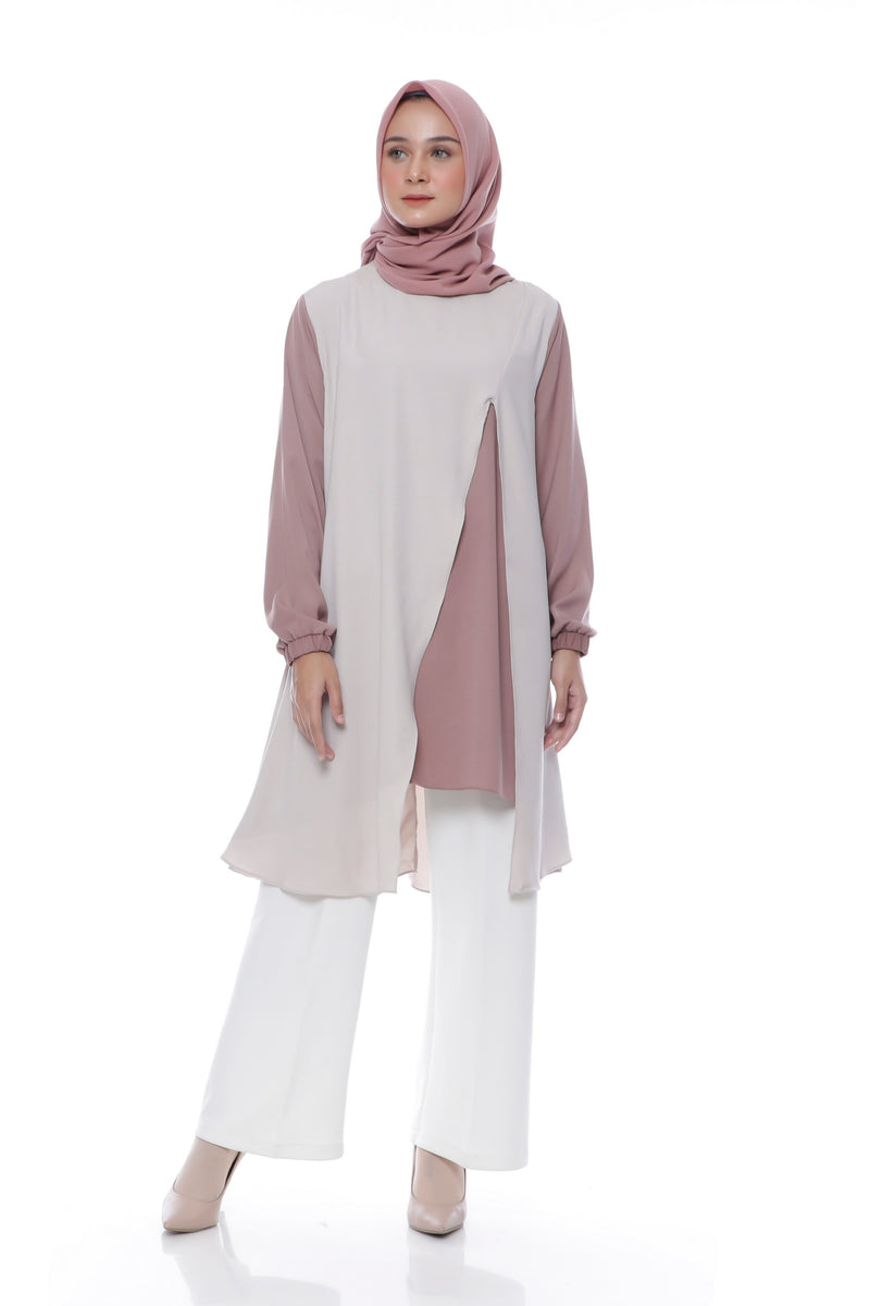 Tunik Zinnia Cream