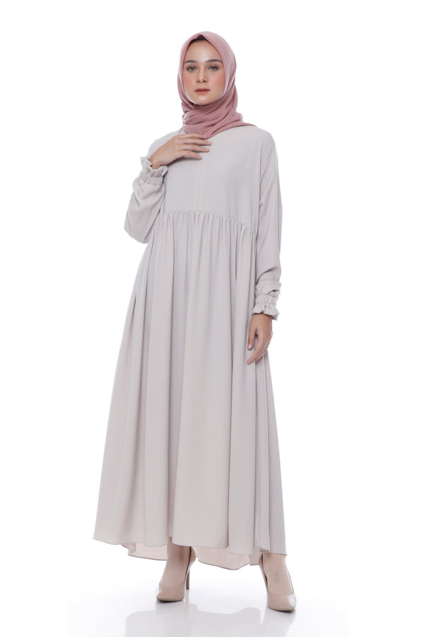 Dress Akilah Busui Cream