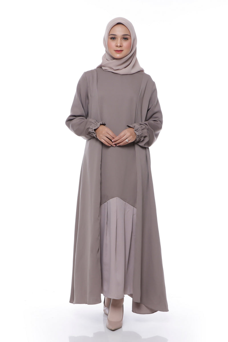 Dress Khansa Coffee