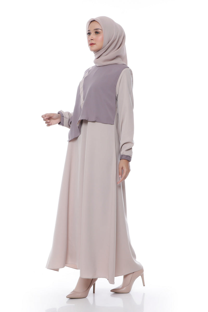 Dress Naimah Cream