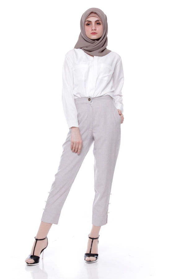 Pants Nissa Brown