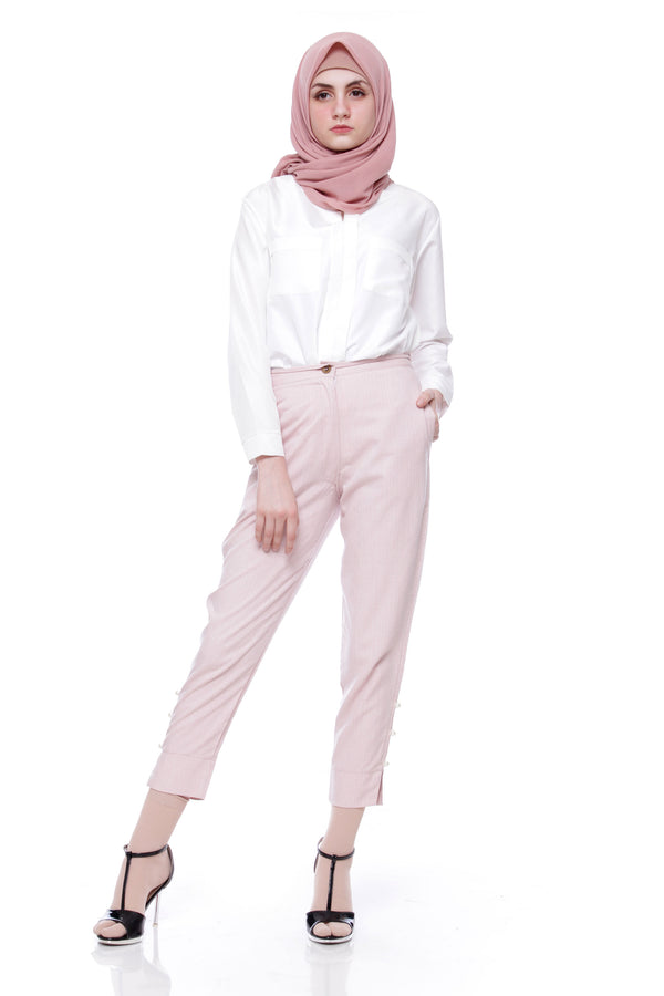 Pants Nissa Dusty Pink