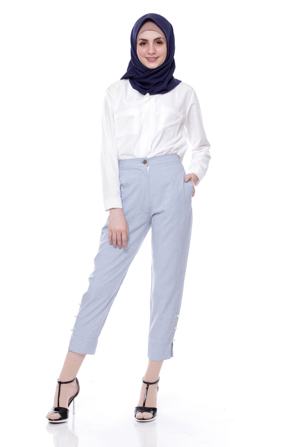 Pants Nissa Blue