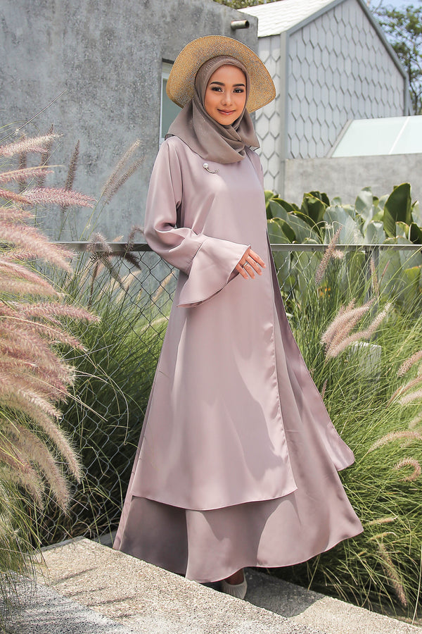 Dress Nabila Purple