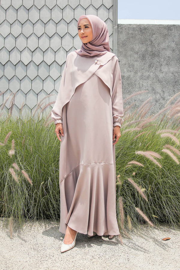 Dress Kinara Purple