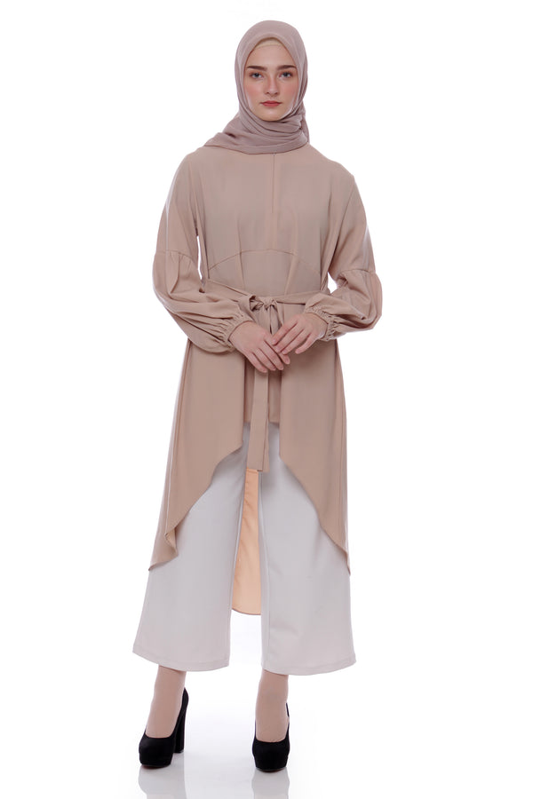 Tunik Cala Cream
