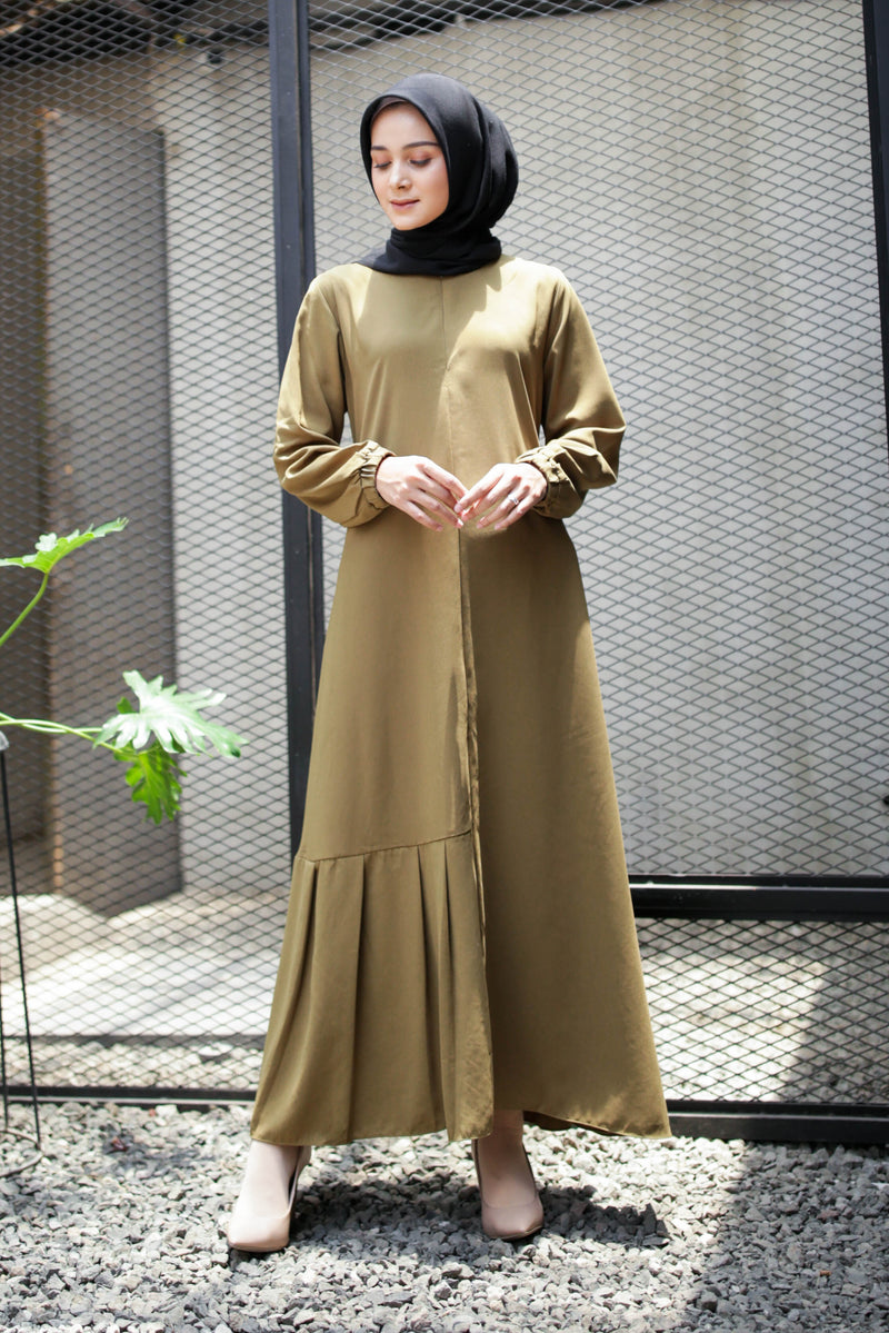 Dress Kania Busui Green