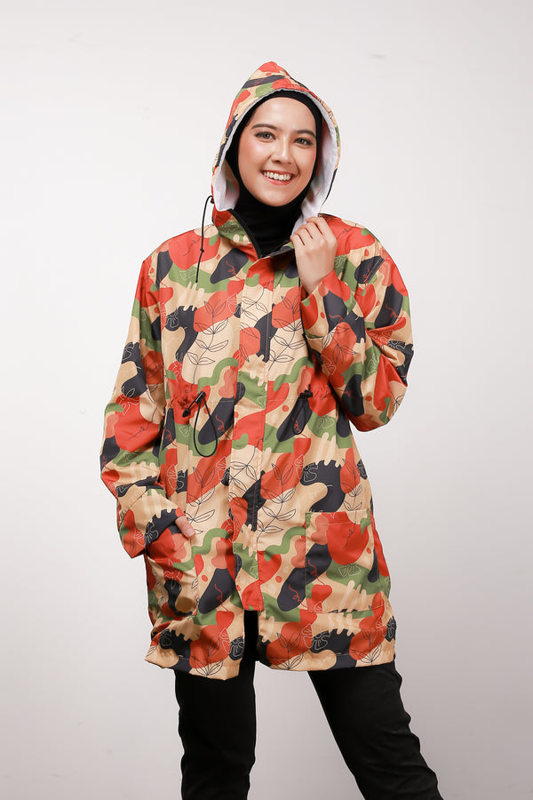 Latayette All Over Print Jacket