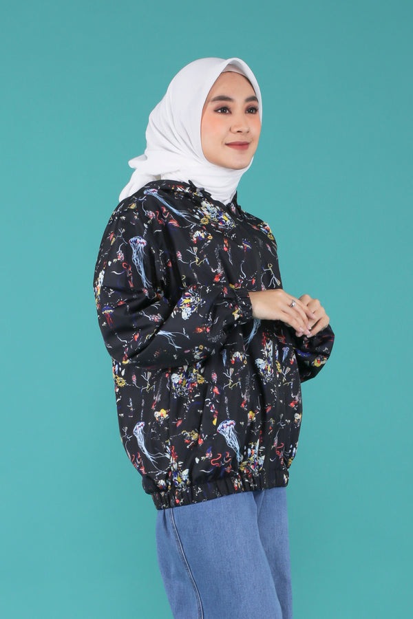 Jelly All Over Print Jacket