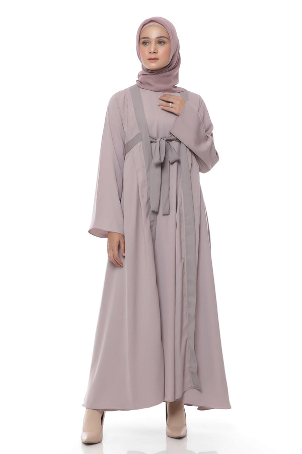 Dress Aruna Line Purple