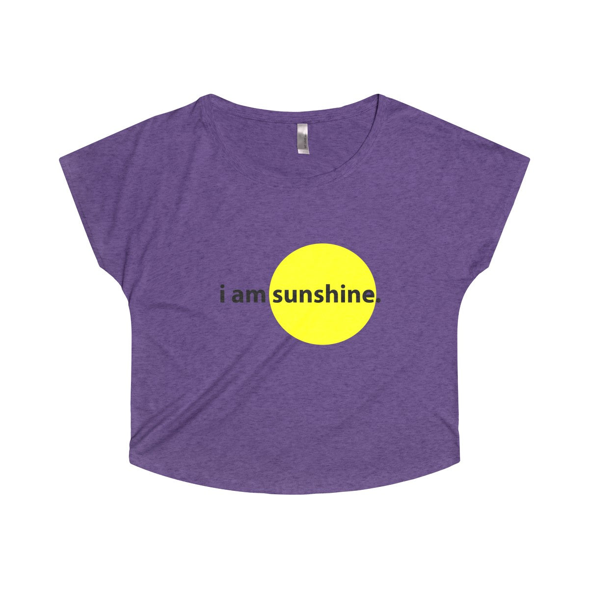 i am sunshine... (even on a cloudy day) Tee