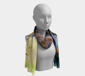 joy through it all scarf