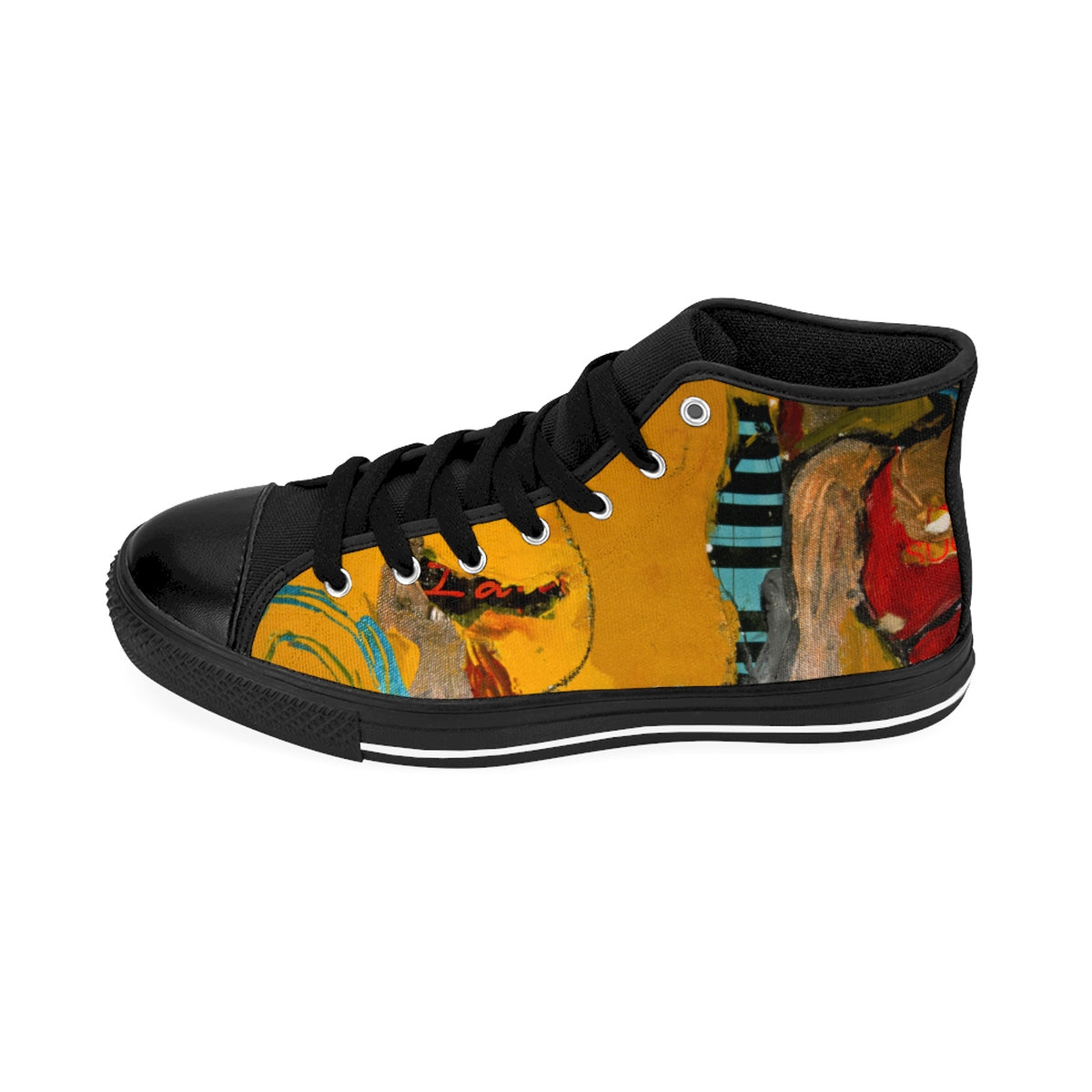 why not?- Men's High-top Sneakers