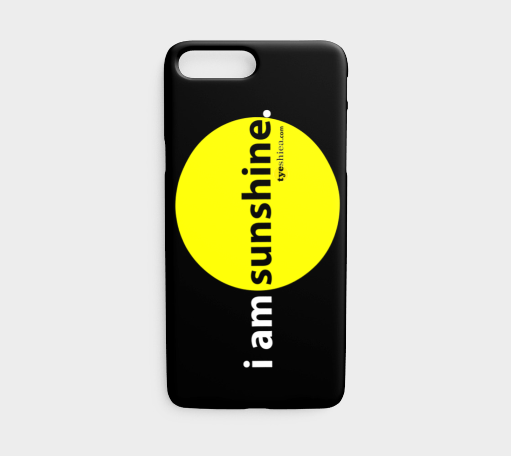 talkin' bout my sunshine case