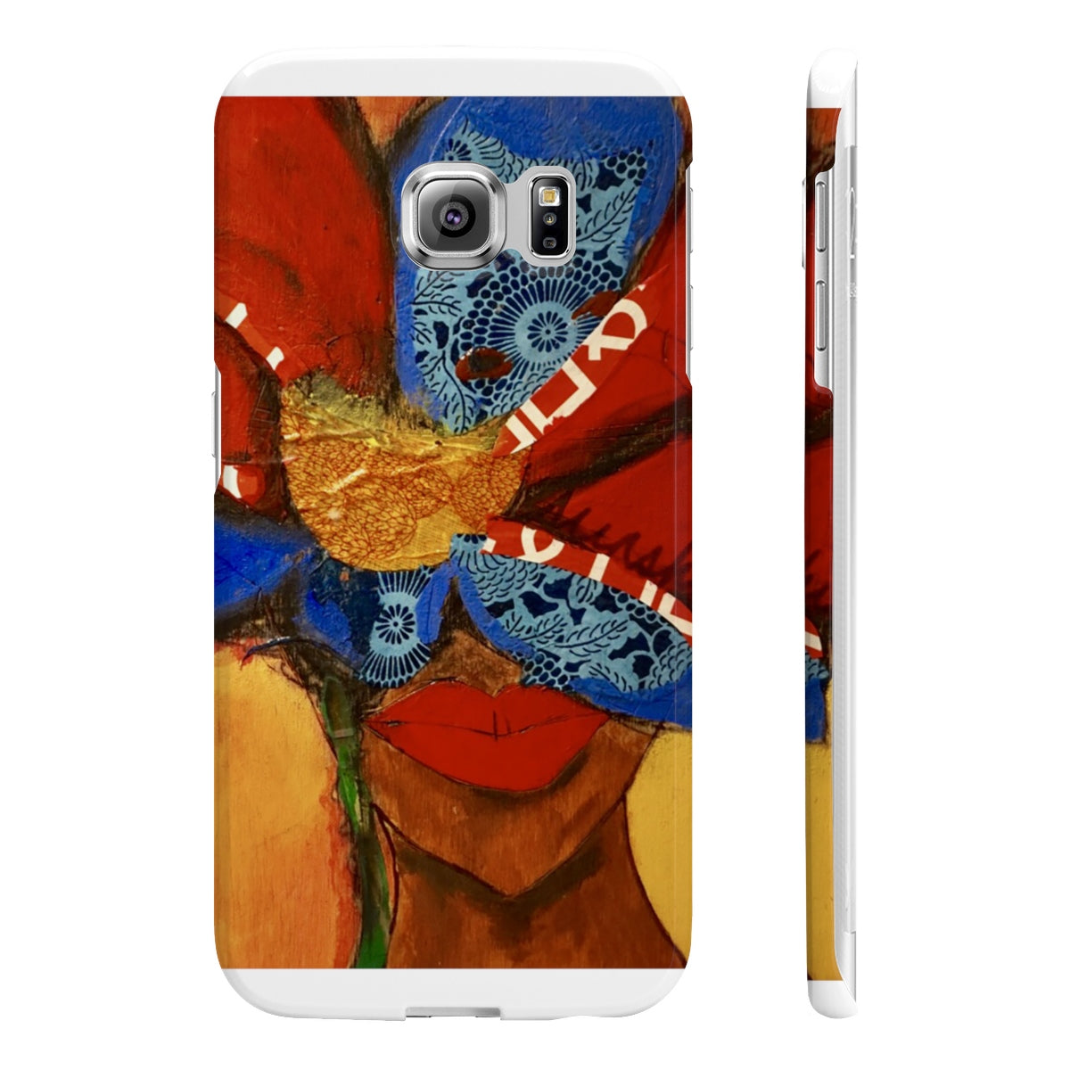 stop and smell my sunshine Slim Phone Case