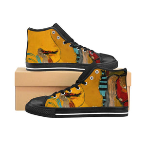 why not?- Women's High-top Sneakers