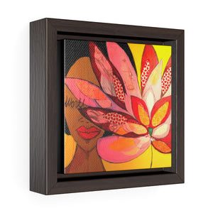 worth Framed Premium Gallery Wrap Canvas