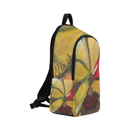 sunshinetoo Fabric Backpack