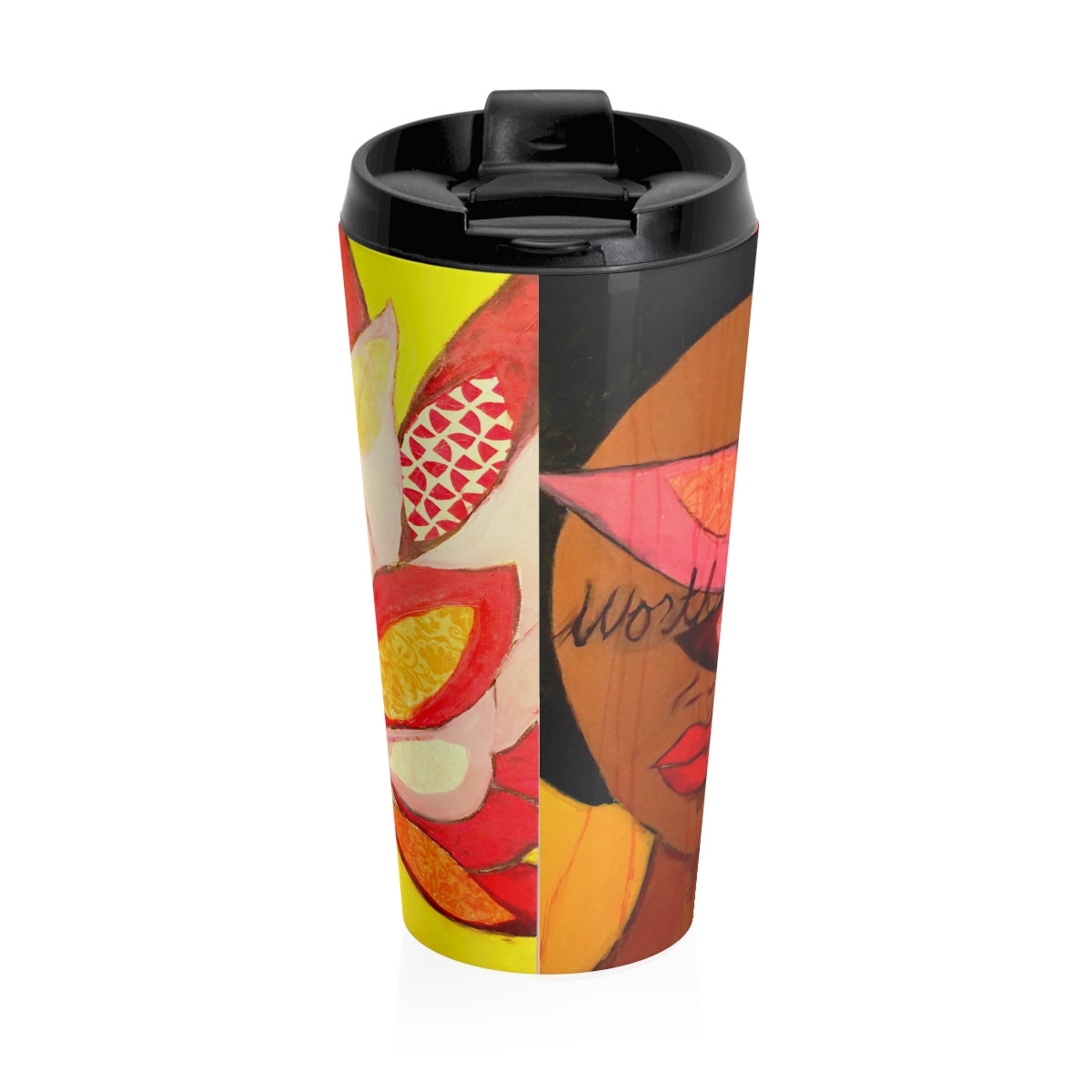 Worth Stainless Steel Travel Mug