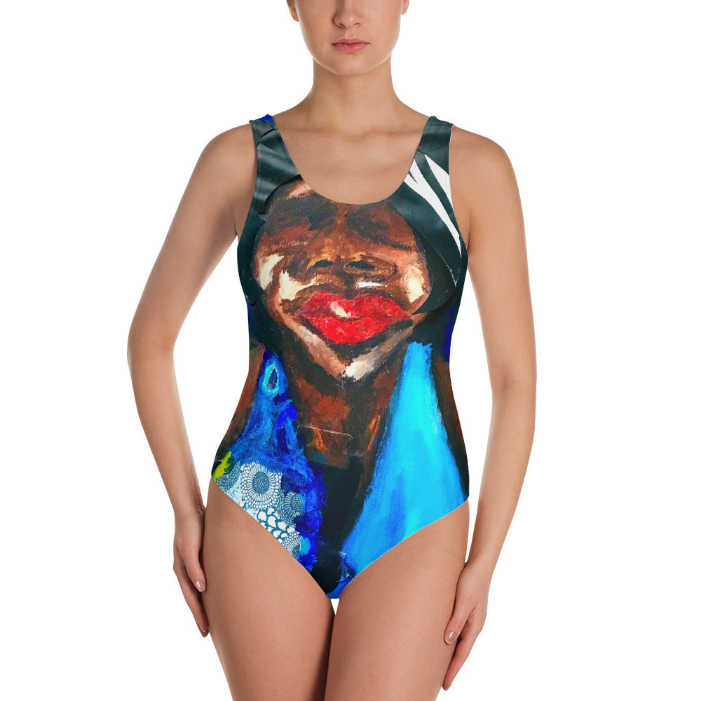 perfectly imperfect One-Piece Swimsuit