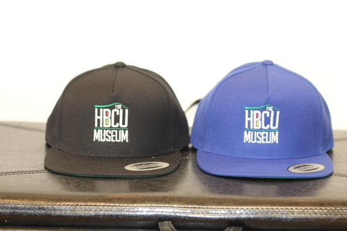 HBCU Museum Logo Hat (Black, Blue, and Custom)