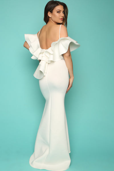 Caprice Gown - Ivory