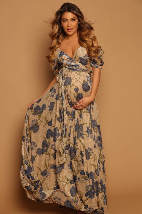 Jemima Floral Gown