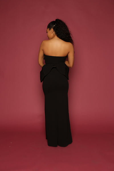 Blair Bow Gown