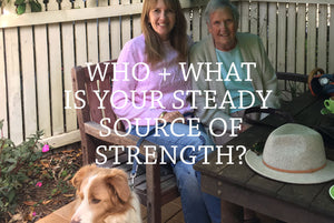 Find your steady source of strength