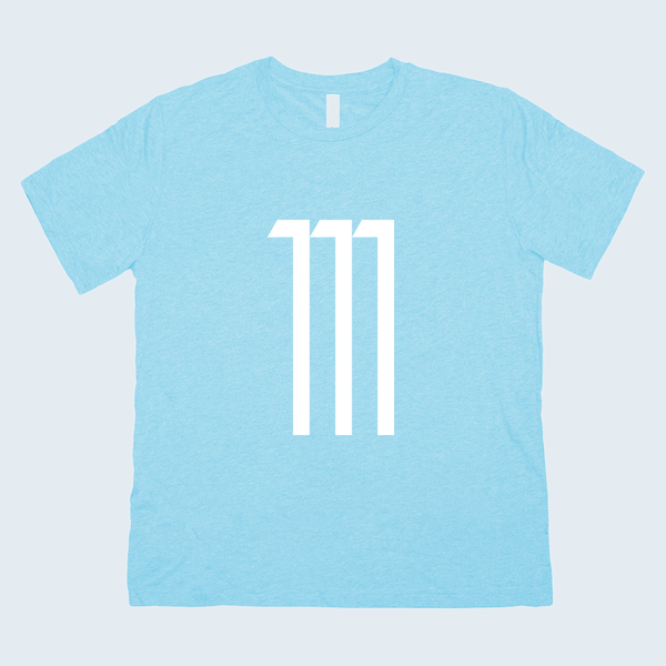 111 Men's Tri-Blend T-Shirt