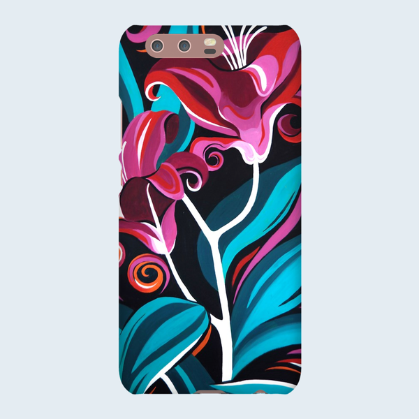 Lilies - Premium Phone 'SNAP CASE'