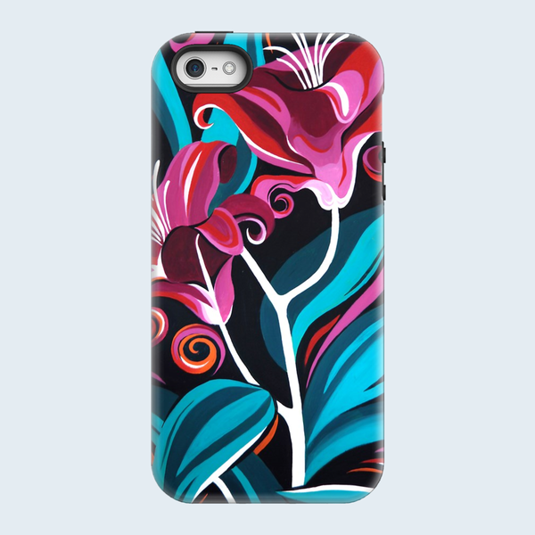 Lilies - Premium Phone 'TOUGH CASE'