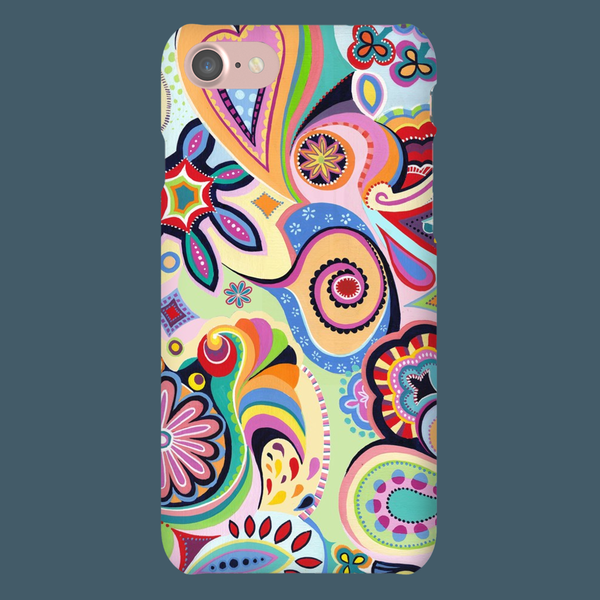Softly Softly - Design Premium Phone 'SNAP CASE'