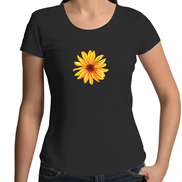 Sunflower Ladies T-Shirt