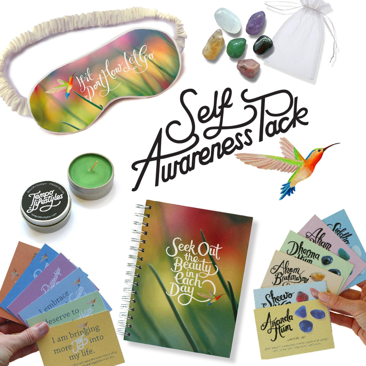 SELF-AWARENESS PACK - find balance in a changing world