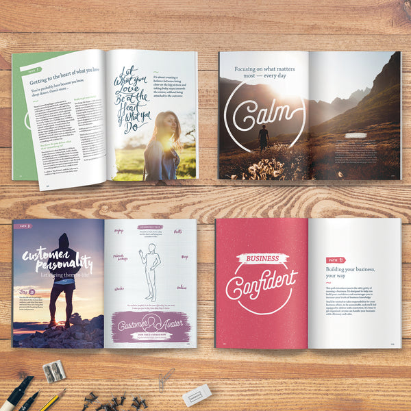 Creative Journal + Program + Online Membership