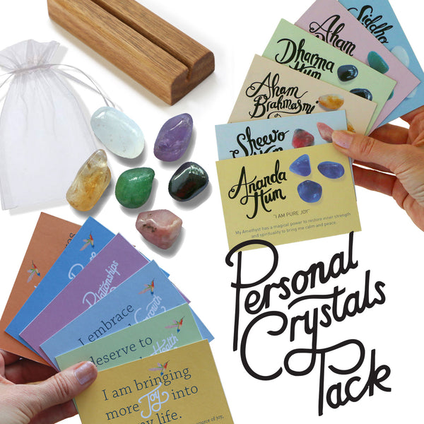 Personal Crystals Pack